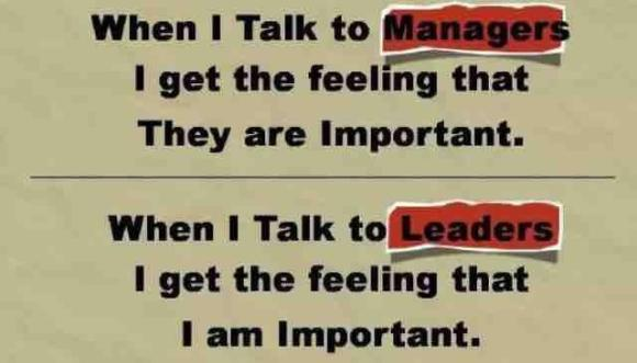 ManagerVSLeader